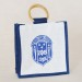 ZPB-SP66T18 SMALL JUTE BAG WITH SHIELD